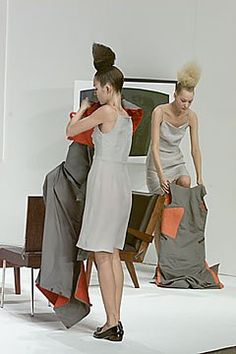 Chalayan Fall 2000 Ready-to-Wear Fashion Show - Hussein Chalayan