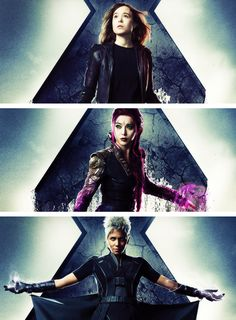 Days of Future Past: Shadowcat/Blink/Storm