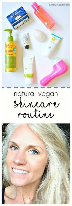 My Natural Vegan Skincare Routine for acne-prone, oily-prone and combination skin. All-natural, cruelty-free, gentle and affordable vegan products as well as how I cleared my severe acne naturally - the only way that finally worked.