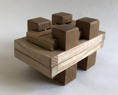 casse-tete - Arkham - Tamas Vanyo Puzzles, Brain Teasers, Wood Construction, Jenga, Outdoor Chairs, Toys, Holiday, Hobbies, Ebay