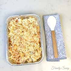 This crowd favorite chicken tetrazzini makes a double portion of this Southern comfort dish that is easy, make ahead and freezer friendly. Make Ahead Freezer Meals, Dinners To Make, Casserole Recipes, Crockpot Recipes, Freezer Recipes, Keto Recipes, Chicken Recipes, Tetrazzini, Quick Easy Dinner