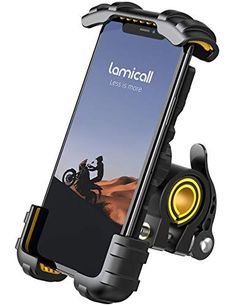 Vélo support Vélo Guidon Support téléphone Grip 360 ° pour Samsung Galaxy Note 10+