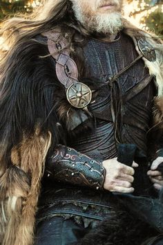 My Elven Kingdom - vikings-shieldmaiden: King Horik, costume...