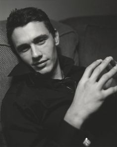 James Franco this guy has it all, brains, good actor, good looking and more....