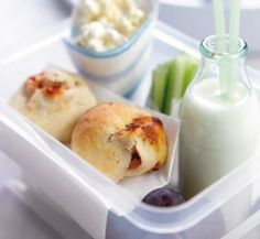 Pizza poppers   Healthy Food Guide