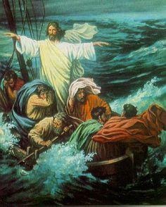 Lectio divina del 31 de Enero de 2015  Marcos 4,35-41