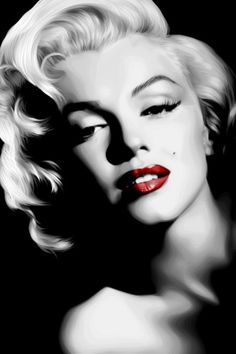 Freaking amazing! Marilyn Monroe!