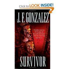 Survivor by J. F. Gonzalez