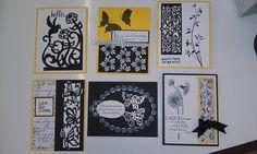 Love the cards we make at Creative Chaos
