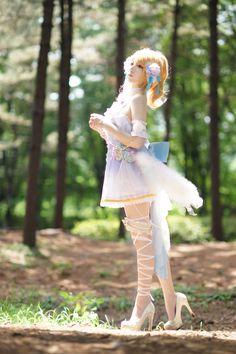 Lina(Hye Lina) Eri Ayase Cosplay Photo - Cure WorldCosplay