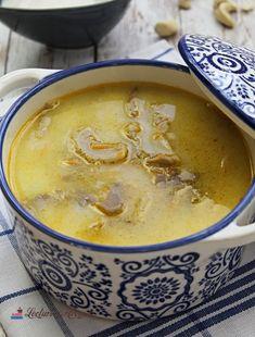 Soup Recipes, Vegetarian Recipes, Cooking Recipes, Healthy Recipes, Hummus, Romanian Food, Vegan Burgers, Mushroom Recipes, Vegan Dishes