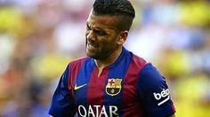 La competencia invisible de Dani Alves en el FC Barcelona | FC Barcelona Noticias