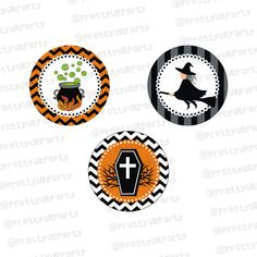 cupcake wrappers, halloween cupcakes, cupcake toppers