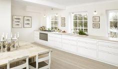 Výsledek obrázku pro kuchyně ve skandinávském stylu