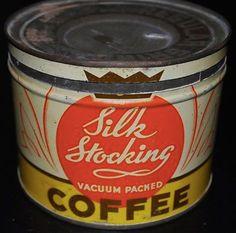 Silk Stocking Vacuum Packed Coffee