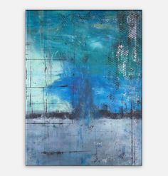 Custom Made For You Large Modern Abstract Art by matthewsakutaart, $130.00