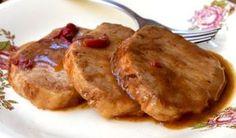 Χοιρινό ρόστο Low Sodium Recipes, Meat Recipes, Food Processor Recipes, Cooking Recipes, No Cook Desserts, Dessert Recipes, Meat Lovers, Greek Recipes, Family Meals