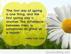 images the beginning of spring | Beginning of Spring Quotes - Profile Picture Quotes
