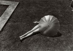 Nude with Parasol Harpers Bazaar July 1935 | by Martin...