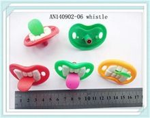 Small promotional toys/plastic whistle