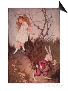 Fairymelody's collection: Alice Lewis Carroll 32