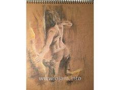 climber, pastel, 2015  www.ojam.info #climbing #pastel #sport Climbers, Moose Art, Pastel, Digital, Animals, Vintage Illustrations, Etsy, Design, Paintings