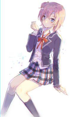 """Yuigahama Yui"""
