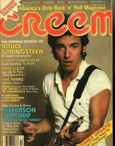 Creem October 1978 - EphemeraForever.com