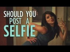 An Introspective Video Exploring When a Selfie Should Be Taken by CollegeHumor