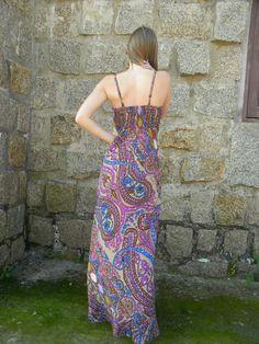 Vestido Paixão 4- #mundoshakti #emoções #estilo #moda #boho #bohochic #verão2016