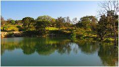 Lago da  Pousada em Goias Velho
