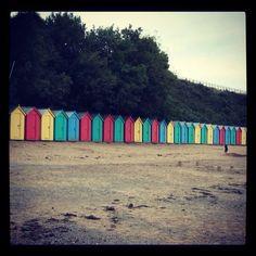 Beach huts Beach Huts, Outdoor Blanket, Design, Beach Cottages