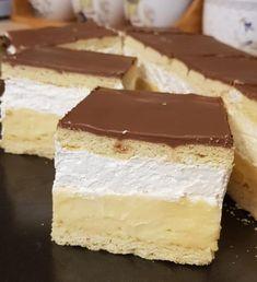 Bakery Recipes, My Recipes, Sweet Recipes, Dessert Recipes, Cooking Recipes, Hungarian Recipes, Sweet Desserts, Winter Food, Food Cakes