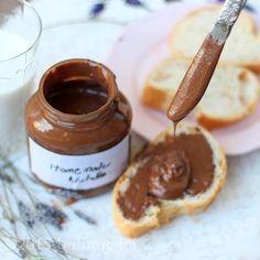 bulutağacı: Ev Yapımı Organik Nutella