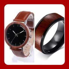 Black Friday is coming. New Promo - buy a Watch, get a free Ring! Stylish Mens Outfits, Free Ring, Black Friday, Watches, Rings, Stuff To Buy, Accessories, Fashion, Moda