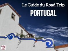 EBook Guide road Trip Portugal couverture