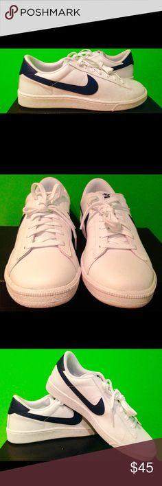 finest selection 3f5bf 504ea Nike tennis court classics CS size 12 Nike Tennis Classics CS. Classic  tennis Nike shoe