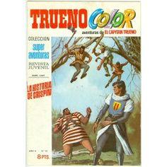 Bruguera. Trueno color. 52.