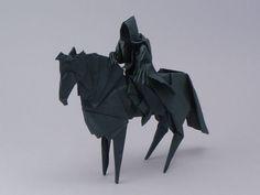 origami nazgul #lotr