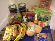 One Income Family Living: How I use my $50 grocery budget: week 6/4/12