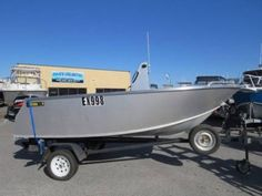 GLOBAL MARINE PLATE ALLOY VERY BEAMY CENTRE CONSOLE FOUR STROKE | Motorboats & Powerboats | Gumtree Australia Wanneroo Area - Wangara | 1125840832 Used Boat For Sale, Boats For Sale, Used Boats, Dinghy, Center Console, Power Boats, High Speed, Perth