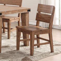 ECI Furniture Shenandoah Solid Wood Dining Chair (Set of Industrial Dining Chairs, Solid Wood Dining Chairs, Upholstered Dining Chairs, Dining Chair Set, Dining Bench, Dinning Table, Accent Furniture, Dining Furniture, Casual Dining Rooms