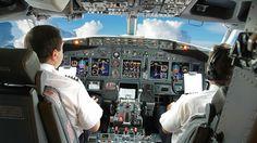 Jetzt Jobs in der Luftfahrtbranche finden. (Quelle: T-Online.de)