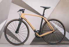 wooden bicycle | Tumblr