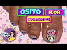 Nail Designs, Nails, Pedicures, Ant, Youtube, Charlotte, Google, Toe Nail Designs, Gorgeous Nails