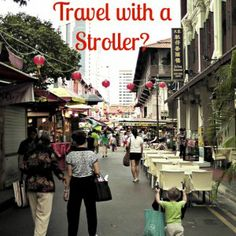 Should You Travel with a Stroller? #familytravel #travelwithkids #travel #tips