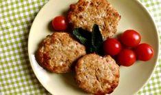 Μπιφτέκια γαλοπούλας με ντοματίνια και δυόσμο Muffin, Breakfast, Food, Kitchens, Morning Coffee, Muffins, Meals, Cupcakes, Yemek