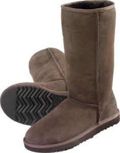 """These boots are the warmest, most comfortable boots ever!"" Customer review of the UGG Women's Classic Tall Shearling Boots"