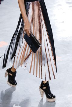 Top Shoes From NY Fashion Week (Proenza Schouler RTW Spring 2014)