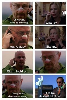 Mean Girls Meets Breaking Bad